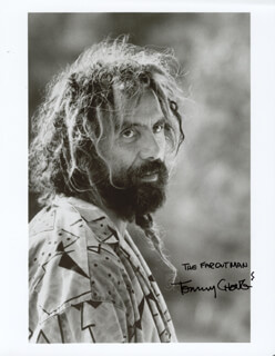 CHEECH & CHONG (TOMMY CHONG) - AUTOGRAPHED SIGNED PHOTOGRAPH