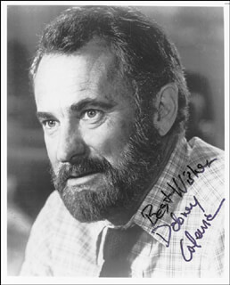 DABNEY COLEMAN - AUTOGRAPHED SIGNED PHOTOGRAPH