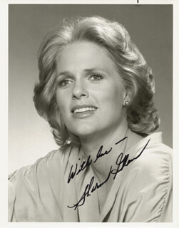 SHARON GLESS - AUTOGRAPHED SIGNED PHOTOGRAPH