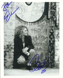 CAROLE KING - AUTOGRAPHED INSCRIBED PHOTOGRAPH