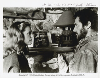 BRADFORD DILLMAN - AUTOGRAPHED INSCRIBED PHOTOGRAPH