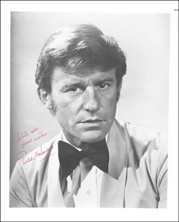 RODDY McDOWALL - AUTOGRAPHED SIGNED PHOTOGRAPH