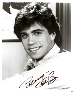 ROBBY BENSON - AUTOGRAPHED SIGNED PHOTOGRAPH
