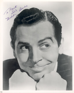 MILTON BERLE - AUTOGRAPHED INSCRIBED PHOTOGRAPH