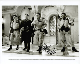 DAN AYKROYD - AUTOGRAPHED SIGNED PHOTOGRAPH