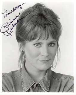 PATRICIA RICHARDSON - AUTOGRAPHED INSCRIBED PHOTOGRAPH