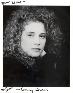 NANCY TRAVIS - AUTOGRAPHED INSCRIBED PHOTOGRAPH