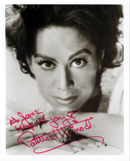 PATRICE MUNSEL - AUTOGRAPHED INSCRIBED PHOTOGRAPH