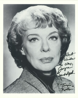 JOYCE RANDOLPH - AUTOGRAPHED INSCRIBED PHOTOGRAPH