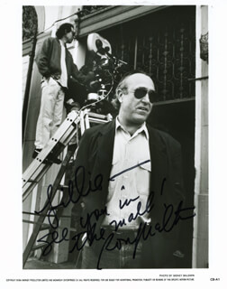RON SHELTON - AUTOGRAPHED INSCRIBED PHOTOGRAPH
