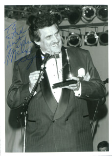 MERLE KILGORE - AUTOGRAPHED INSCRIBED PHOTOGRAPH