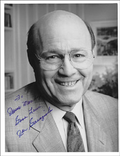 JOE GARAGIOLA - AUTOGRAPHED INSCRIBED PHOTOGRAPH