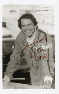 DEAN JONES - AUTOGRAPHED SIGNED PHOTOGRAPH