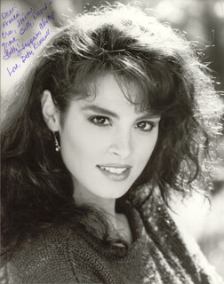 BETSY RUSSELL - AUTOGRAPHED INSCRIBED PHOTOGRAPH