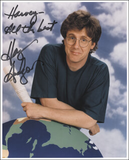 HARRY ANDERSON - AUTOGRAPHED INSCRIBED PHOTOGRAPH  - HFSID 214449