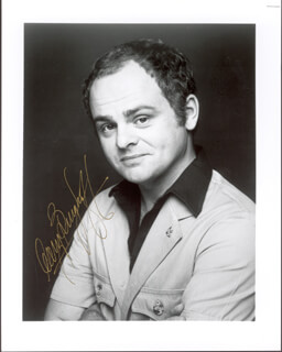 GARY BURGHOFF - AUTOGRAPHED SIGNED PHOTOGRAPH