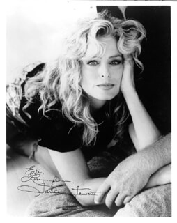 FARRAH FAWCETT - AUTOGRAPHED INSCRIBED PHOTOGRAPH