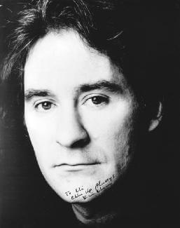 KEVIN KLINE - AUTOGRAPHED INSCRIBED PHOTOGRAPH