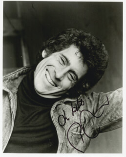 PAUL MICHAEL GLASER - AUTOGRAPHED INSCRIBED PHOTOGRAPH