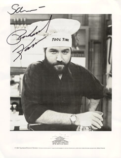 RICHARD KARN - AUTOGRAPHED INSCRIBED PHOTOGRAPH