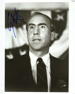 GERRY E. STUDDS - AUTOGRAPHED SIGNED PHOTOGRAPH