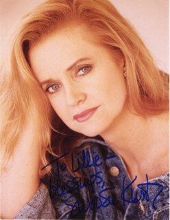 SWOOSIE KURTZ - AUTOGRAPHED INSCRIBED PHOTOGRAPH