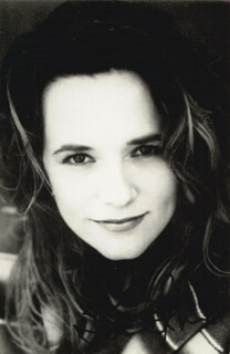 LEA THOMPSON - AUTOGRAPHED SIGNED PHOTOGRAPH