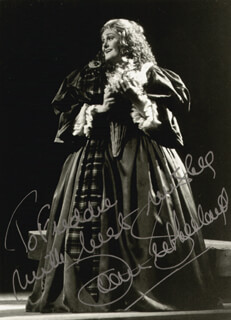 DAME JOAN SUTHERLAND - AUTOGRAPHED INSCRIBED PHOTOGRAPH