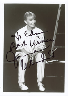 JOANNE WOODWARD - AUTOGRAPHED INSCRIBED PHOTOGRAPH