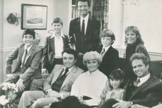 STILL THE BEAVER MOVIE CAST - PHOTOGRAPH UNSIGNED