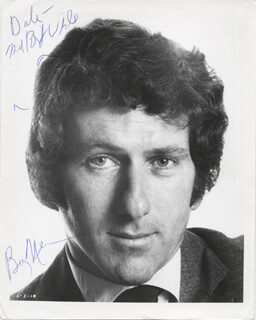 BARRY NEWMAN - AUTOGRAPHED INSCRIBED PHOTOGRAPH