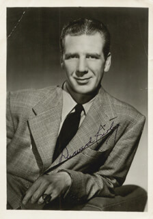 DURWARD KIRBY - AUTOGRAPHED SIGNED PHOTOGRAPH