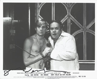 JACK WESTON - AUTOGRAPHED INSCRIBED PHOTOGRAPH