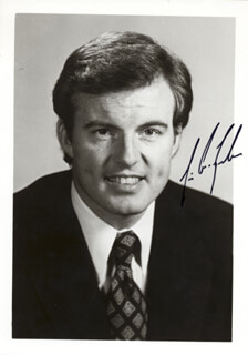 GOVERNOR JAMES GUY JIM TUCKER - AUTOGRAPHED SIGNED PHOTOGRAPH