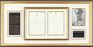 Autographs: MAJOR GENERAL WILLIAM BILLY MITCHELL - AUTOGRAPH LETTER SIGNED 11/06/1926