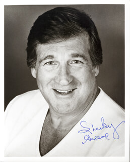 Autographs: SHECKY GREENE - PHOTOGRAPH SIGNED
