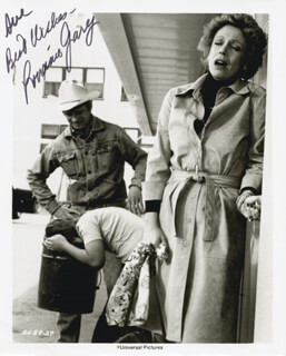 LORRAINE GARY - AUTOGRAPHED INSCRIBED PHOTOGRAPH