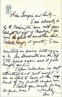 FIRST LADY BESS W. TRUMAN - AUTOGRAPH LETTER SIGNED