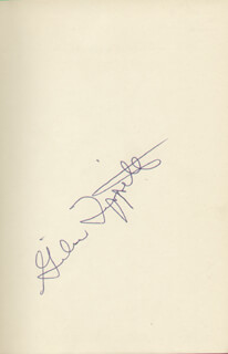 GILES TIPPETTE - BOOK SIGNED