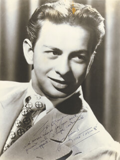 MEL TORME - AUTOGRAPHED INSCRIBED PHOTOGRAPH