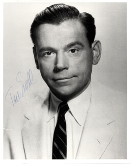 TOM EWELL - AUTOGRAPHED INSCRIBED PHOTOGRAPH