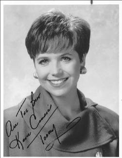 KATIE COURIC - AUTOGRAPHED SIGNED PHOTOGRAPH