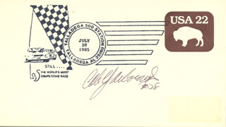 CALE YARBOROUGH - SPECIAL COVER SIGNED
