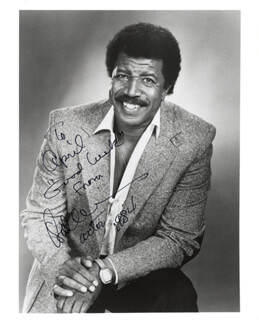 HAL WILLIAMS - AUTOGRAPHED INSCRIBED PHOTOGRAPH 1984