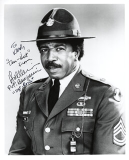 HAL WILLIAMS - AUTOGRAPHED INSCRIBED PHOTOGRAPH