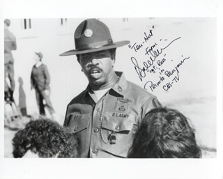 HAL WILLIAMS - AUTOGRAPHED SIGNED PHOTOGRAPH
