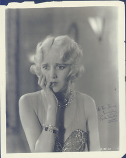 RUTH TAYLOR - AUTOGRAPHED INSCRIBED PHOTOGRAPH