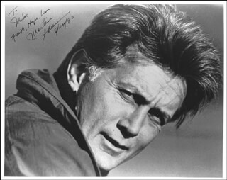 MARTIN SHEEN - AUTOGRAPHED INSCRIBED PHOTOGRAPH 08/24/1990