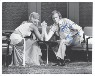 DICK CAVETT - AUTOGRAPHED SIGNED PHOTOGRAPH