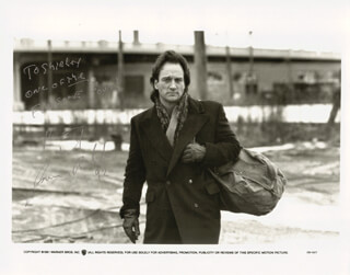 JAMES BELUSHI - AUTOGRAPHED INSCRIBED PHOTOGRAPH 1992